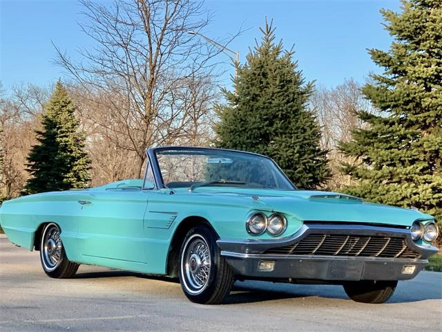 1965 Ford Thunderbird (CC-1315621) for sale in Geneva, Illinois