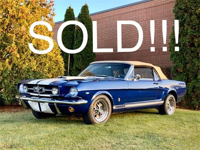 1965 Ford Mustang (CC-1315625) for sale in Geneva, Illinois