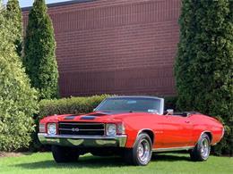 1971 Chevrolet Chevelle (CC-1315626) for sale in Geneva, Illinois