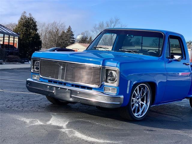 1975 Chevrolet C/K 10 (CC-1315628) for sale in Geneva, Illinois