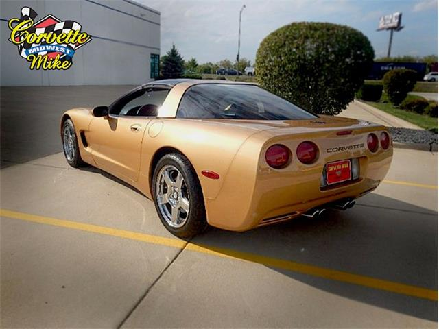 1998 Chevrolet Corvette (CC-1315633) for sale in Burr Ridge, Illinois