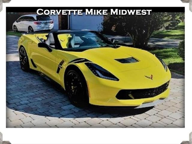 2017 Chevrolet Corvette (CC-1315636) for sale in Burr Ridge, Illinois