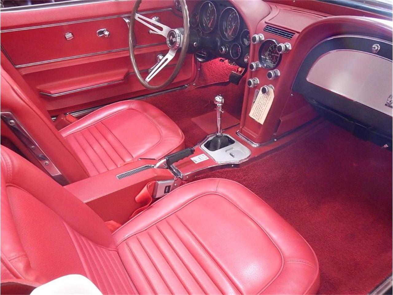 1967 Chevrolet Corvette (CC-1315638) for sale in Burr Ridge, Illinois