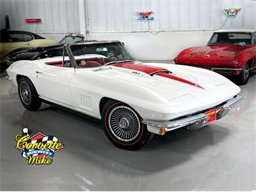 1967 Chevrolet Corvette (CC-1315638) for sale in Burr Ridge, Illinois