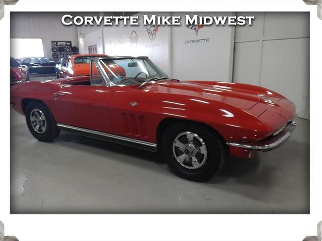1966 Chevrolet Corvette (CC-1315646) for sale in Burr Ridge, Illinois