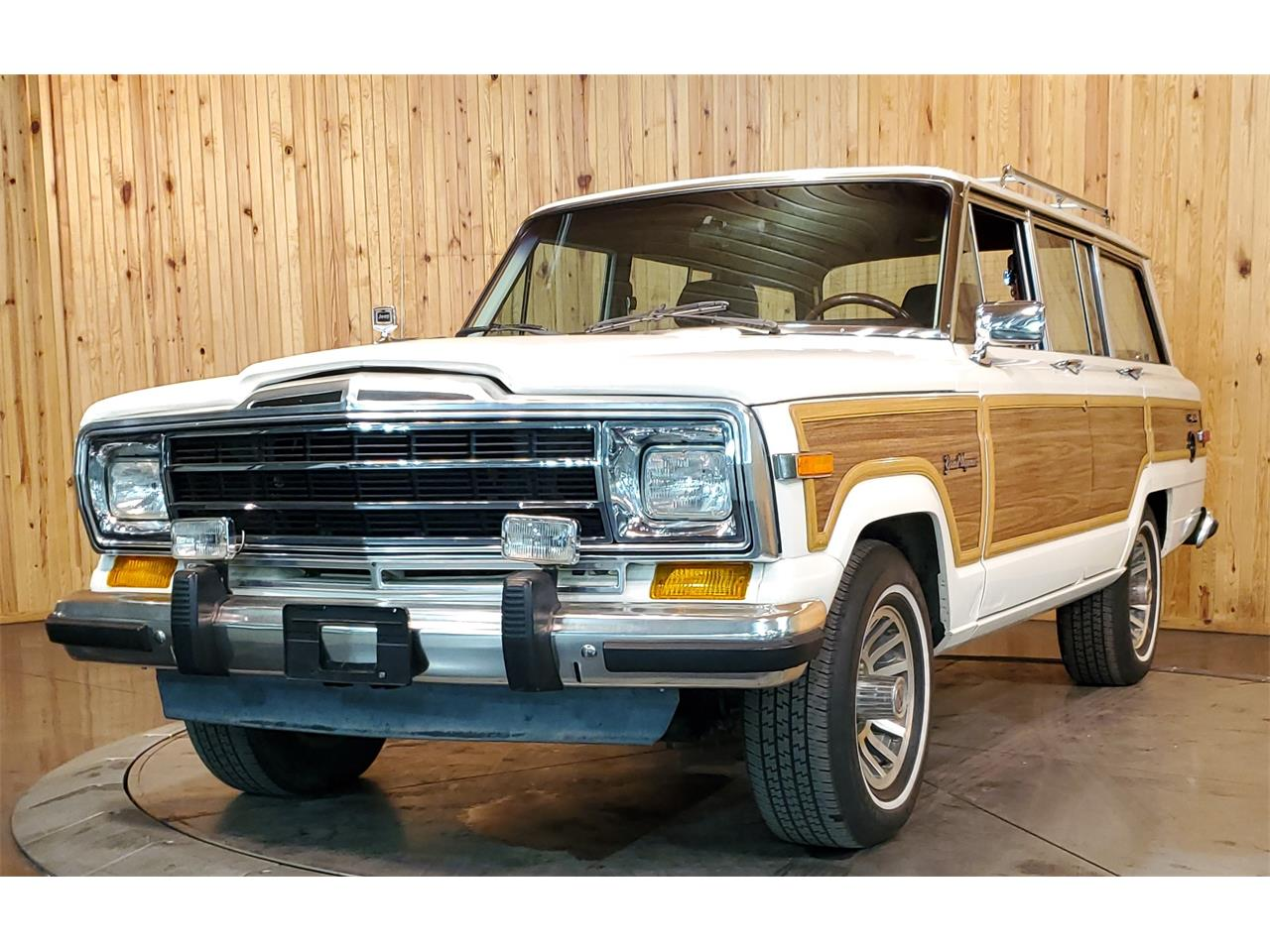1990 Jeep Grand Wagoneer (CC-1315655) for sale in Lebanon, Missouri
