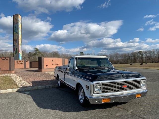 1972 Chevrolet C10 (CC-1315665) for sale in Williamstown, New Jersey