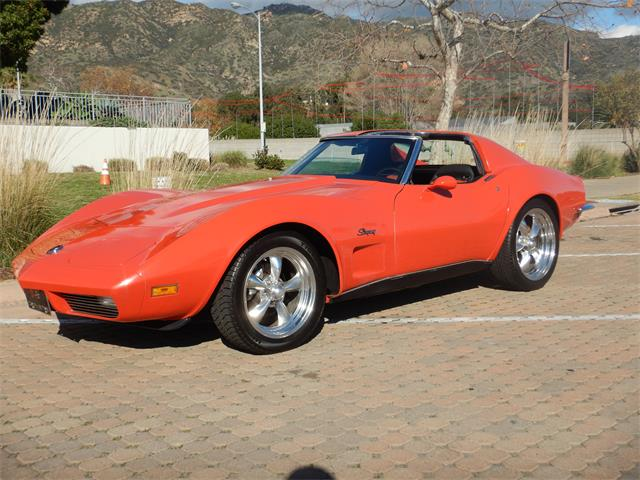 1973 Chevrolet Corvette Stingray (CC-1315673) for sale in woodland hills, California