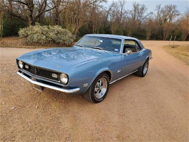 1968 Chevrolet Camaro (CC-1315674) for sale in Denton, Texas