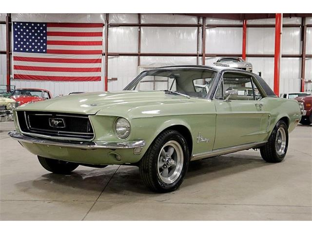 1968 Ford Mustang (CC-1315689) for sale in Kentwood, Michigan