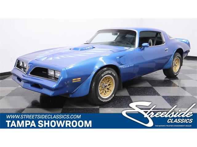 1978 Pontiac Firebird (CC-1315696) for sale in Lutz, Florida