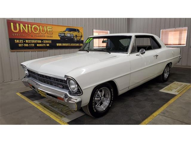 1967 Chevrolet Nova (CC-1315698) for sale in Mankato, Minnesota
