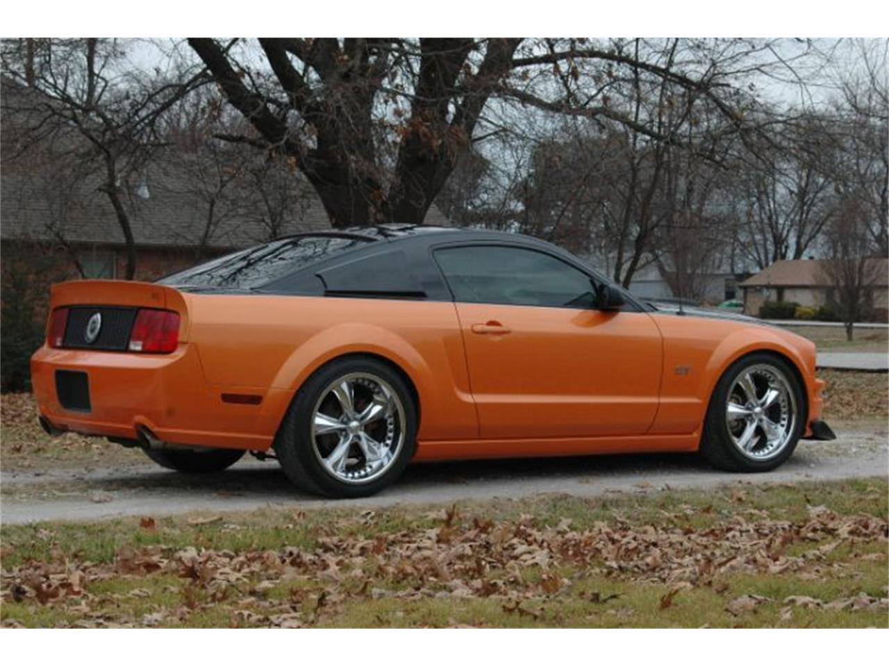 2007 Ford Mustang (CC-1310057) for sale in Cadillac, Michigan