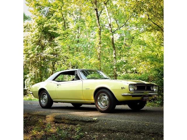 1967 Chevrolet Camaro (CC-1315708) for sale in St. Louis, Missouri