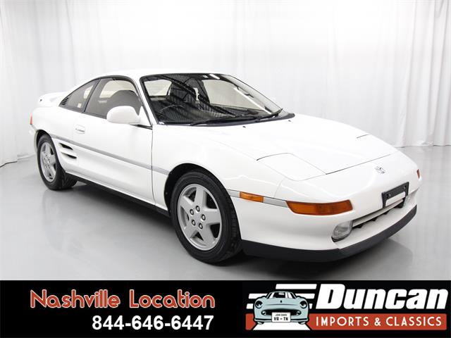 1992 Toyota MR2 (CC-1315713) for sale in Christiansburg, Virginia