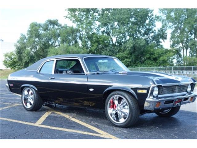 1973 Chevrolet Nova (CC-1315717) for sale in Mundelein, Illinois