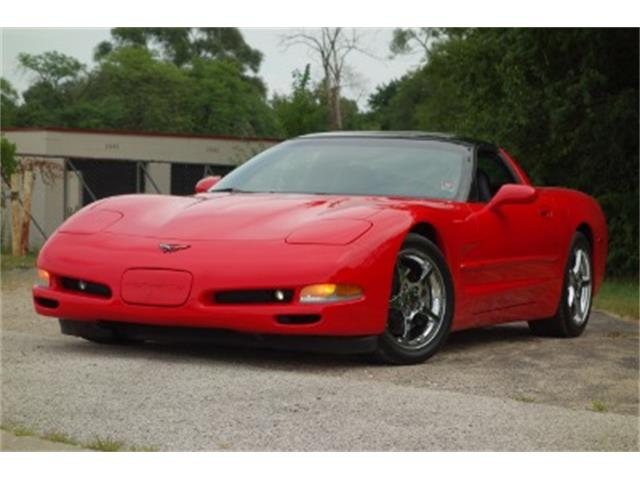 1999 Chevrolet Corvette (CC-1315720) for sale in Mundelein, Illinois
