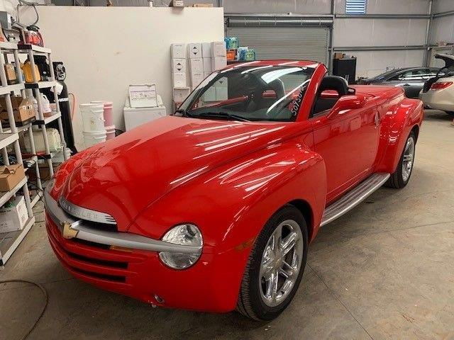 2003 Chevrolet SSR (CC-1315727) for sale in Greensboro, North Carolina