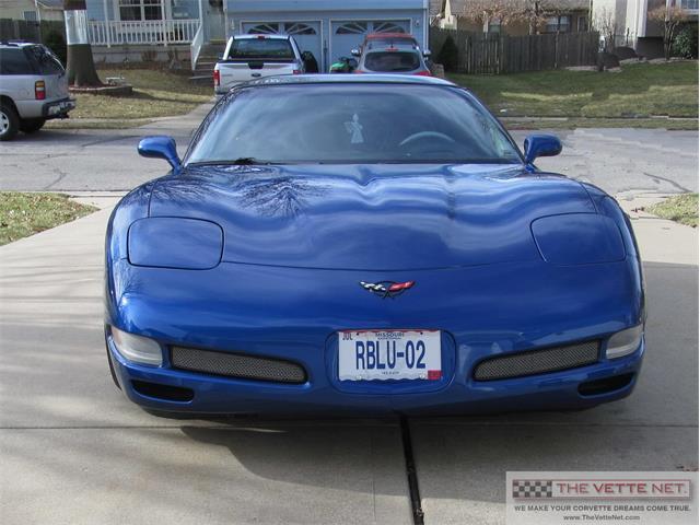 2002 Chevrolet Corvette (CC-1315735) for sale in Sarasota, Florida