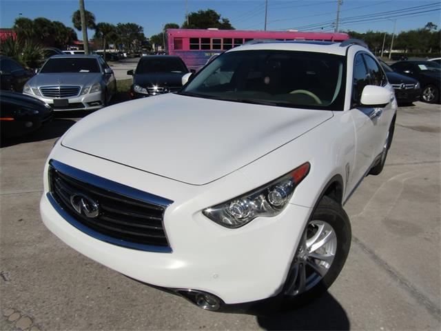 2013 Infiniti FX (CC-1315736) for sale in Orlando, Florida
