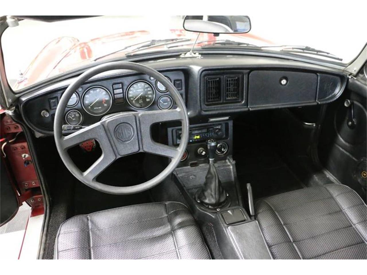 1977 MG MGB (CC-1315749) for sale in Stratford, Wisconsin