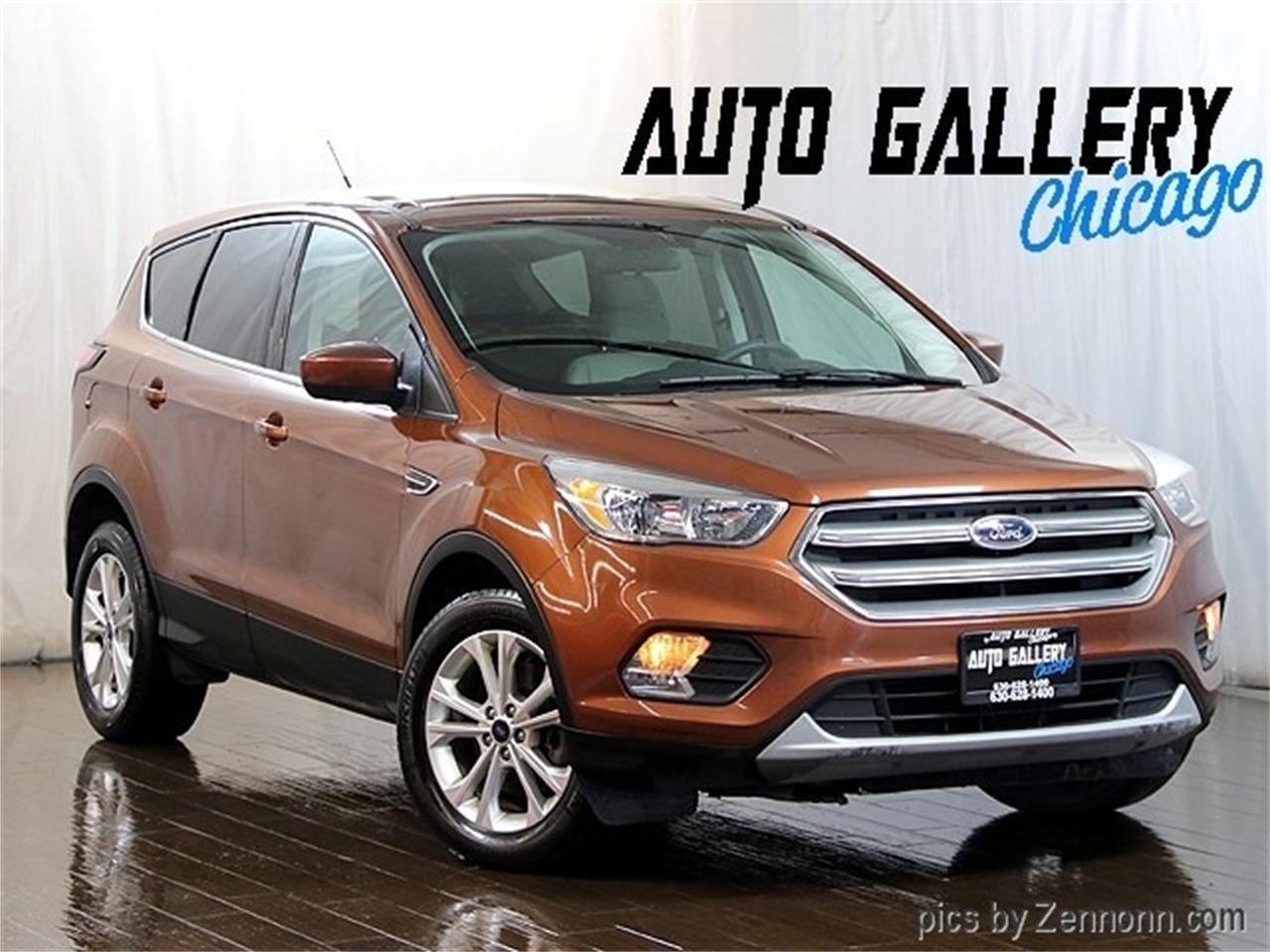 for sale 2017 ford escape in addison, illinois cars - addison, il at geebo
