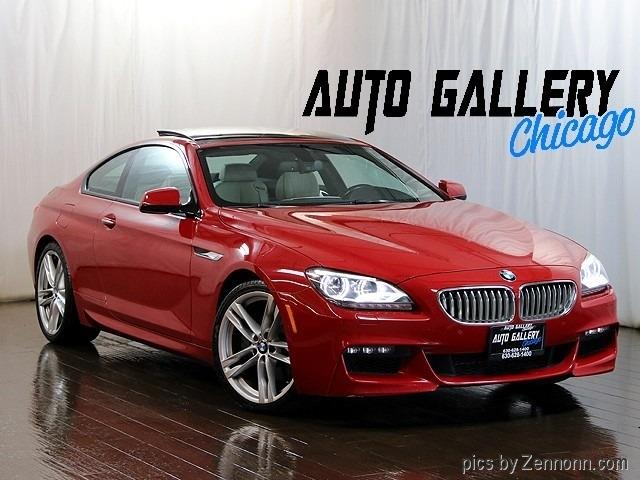 2013 BMW 6 Series (CC-1315760) for sale in Addison, Illinois
