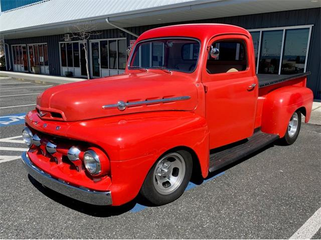 1952 Ford F1 (CC-1315767) for sale in Seattle, Washington