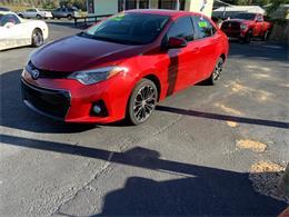 2016 Toyota Corolla (CC-1315768) for sale in Tavares, Florida
