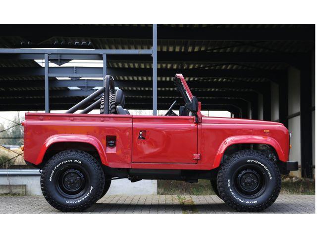 1990 Land Rover Defender (CC-1315783) for sale in Aiken, South Carolina