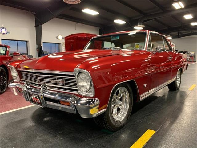 1966 Chevrolet Nova (CC-1315788) for sale in Bismarck, North Dakota