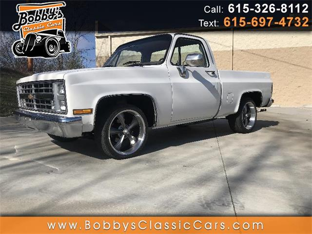 1986 Chevrolet C/K 10 (CC-1315794) for sale in Dickson, Tennessee
