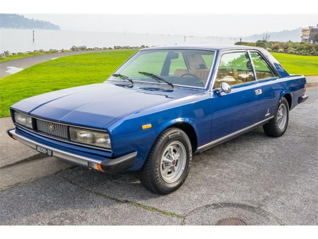 1973 Fiat 130 (CC-1315795) for sale in Holliston, Massachusetts
