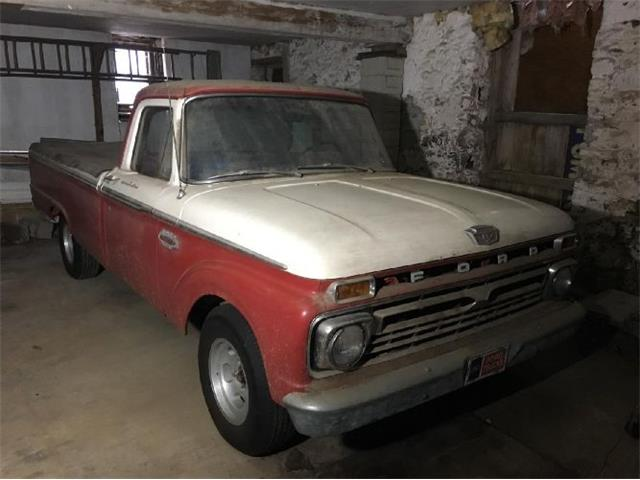 1966 Ford F100 (CC-1310058) for sale in Cadillac, Michigan