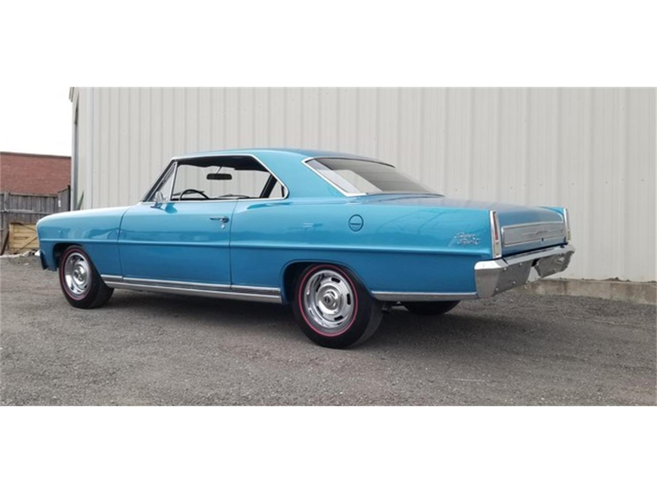 1966 Chevrolet Nova (CC-1315803) for sale in Linthicum, Maryland