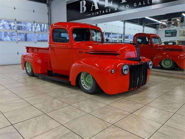 1947 Ford Pickup