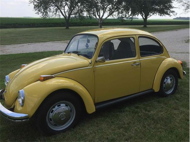 1973 Volkswagen Beetle (CC-1315834) for sale in Webb, Iowa