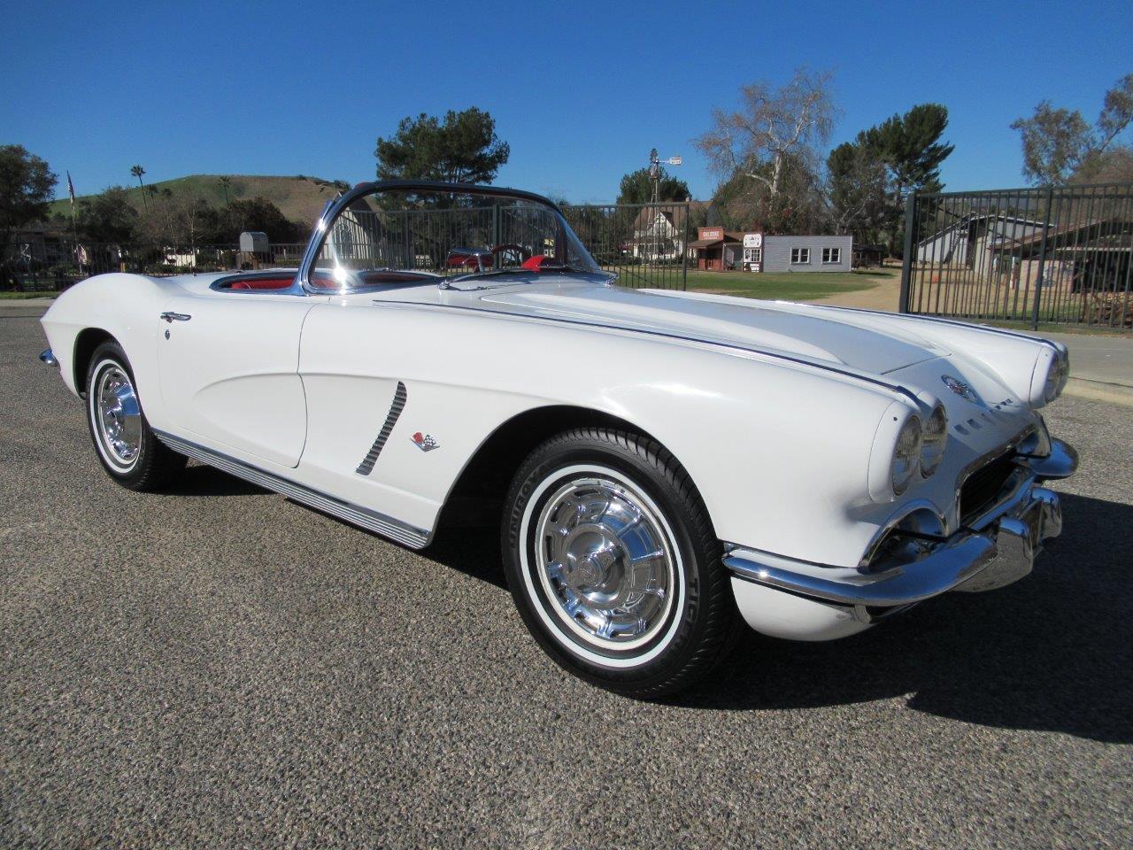1962 Chevrolet Corvette (CC-1315848) for sale in SIMI VALLEY, California