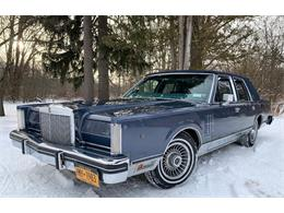 1983 Lincoln Continental Mark VI (CC-1315853) for sale in Bemus Point, New York