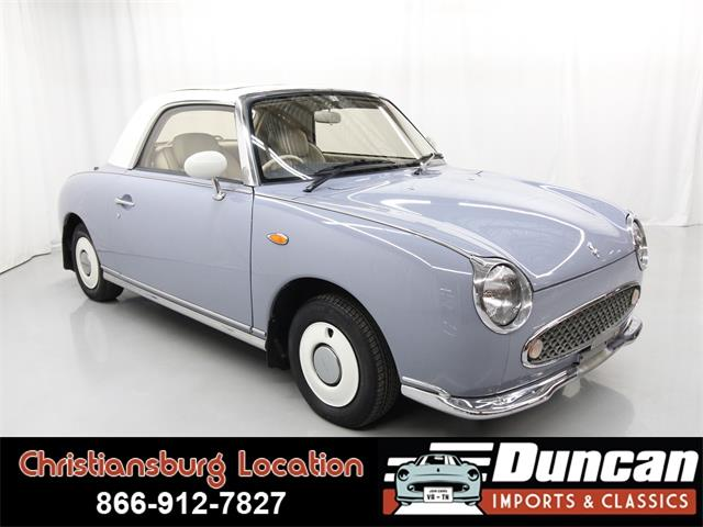 1991 Nissan Figaro (CC-1310595) for sale in Christiansburg, Virginia