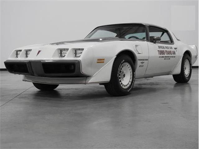 1980 Pontiac Firebird Trans Am Turbo Indy Pace Car Edition (CC-1315961) for sale in Parkersburg, West Virginia