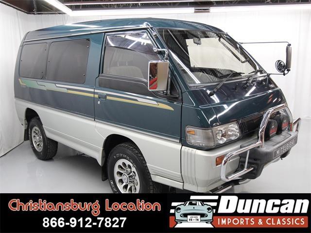 1993 Mitsubishi Delica (CC-1315977) for sale in Christiansburg, Virginia