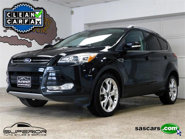 2013 Ford Escape (CC-1315995) for sale in Hamburg, New York