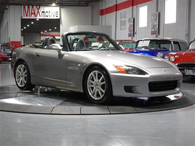 2000 Honda S2000 (CC-1315998) for sale in Pittsburgh, Pennsylvania