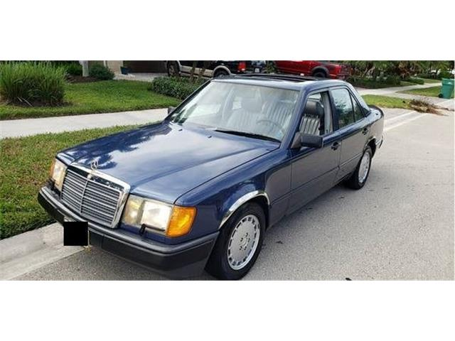 1987 Mercedes-Benz 300E (CC-1310060) for sale in Cadillac, Michigan