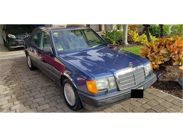 1987 Mercedes-Benz 300E (CC-1310060) for sale in Cadillac, Michigan