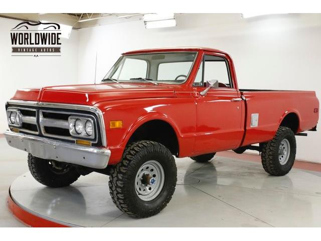 1972 GMC Truck (CC-1310602) for sale in Denver , Colorado