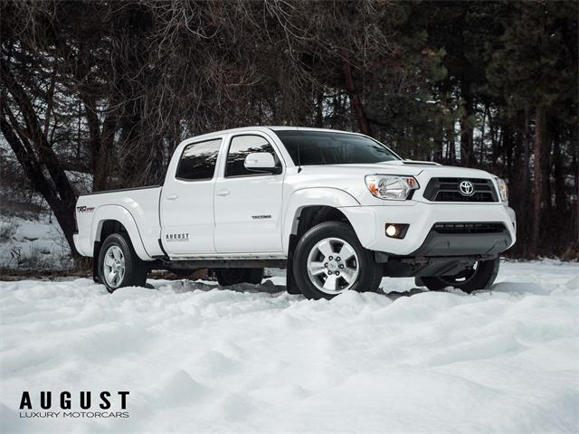 2014 Toyota Tacoma (CC-1316021) for sale in Kelowna, British Columbia