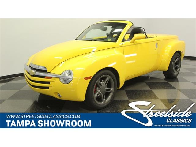2005 Chevrolet SSR (CC-1310605) for sale in Lutz, Florida