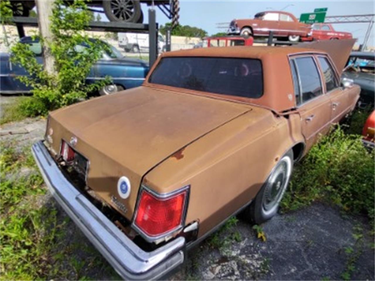 1976 Cadillac Seville (CC-1316059) for sale in Miami, Florida